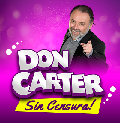 Don Carter ¡Sin Censura!