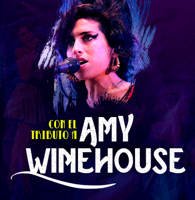Tributo Amy Winehouse 01 junio