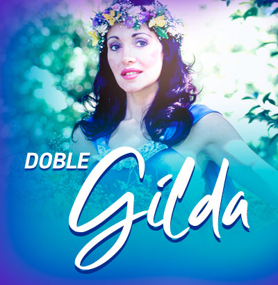 Doble Gilda 22 junio